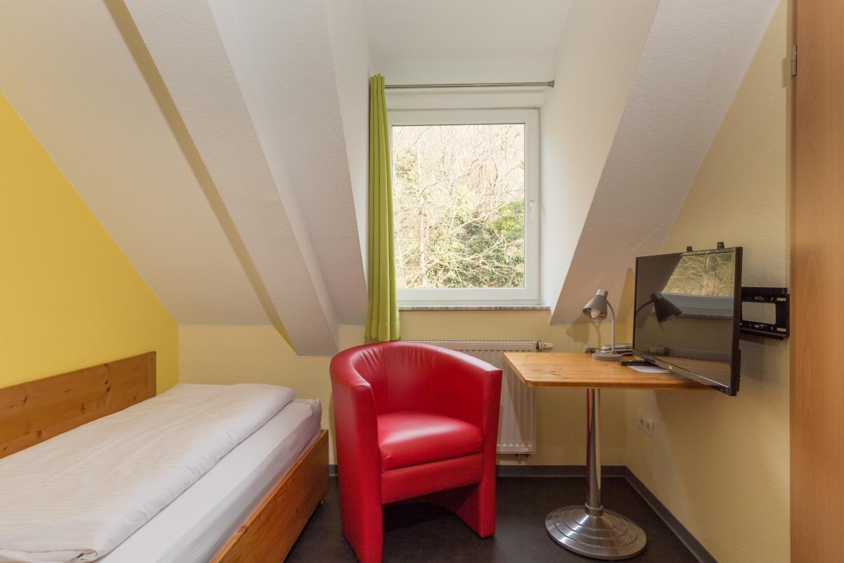 Basic-Einzelzimmer
